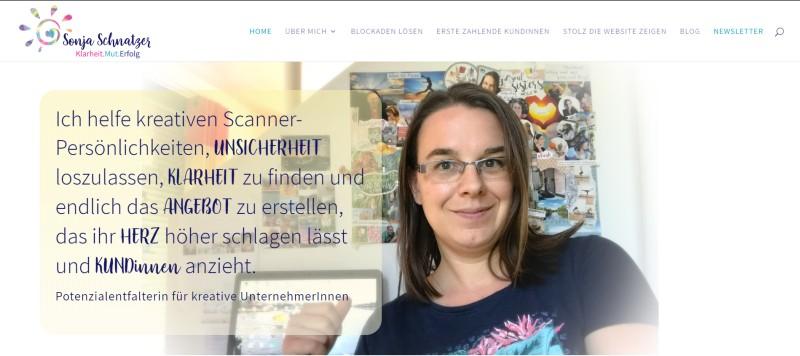Sonja Schnatzer -Blockaden lösen
