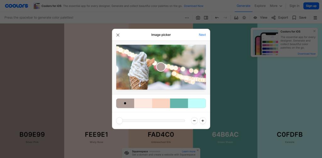 Webdesign Case Study