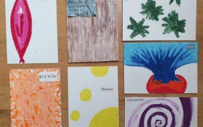 10 Gründe, eigene Inspirationskarten zu malen